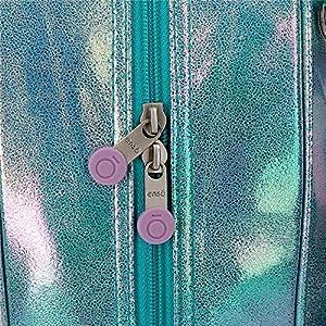 61+v6+4dDVL. SS300  - Enso Mochila Doble Compartimento con Carro Be a Mermaid, Color Verde