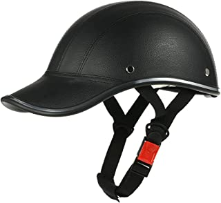 Best baseball cap helmet motorcycle Reviews