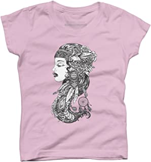 Gypsy Girl Girl's Youth Graphic T Shirt - Design By Humans