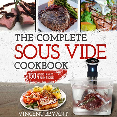 Sous Vide Cookbook Titelbild