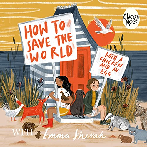 How to Save the World with a Chicken and an Egg cover art