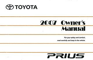 toyota prius 2007 user manual