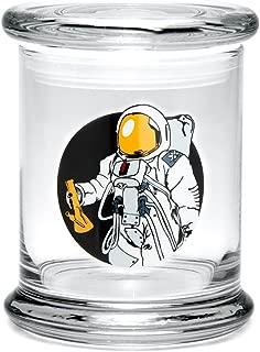 Space Man Pop Top Jar - Various Sizes (Large)