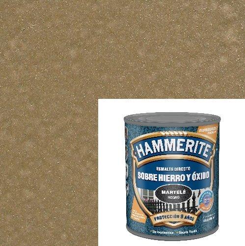 HAMMERITE - Esmalte Martele Cobre Hammerite 750 Ml