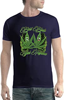 517bb8a94632 avocadoWEAR Marijuana Fumare Erba Migliori Gemme Uomo T-Shirt XS-5XL