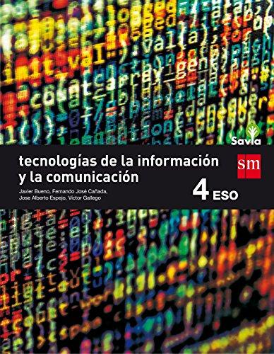 Tecnologías de la información y de la comunicación. 4 ESO....