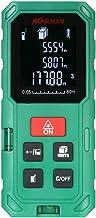 Telêmetro, medidor de distância digital portátil portátil de 80 m Telêmetro de alta precisão Medição de volume da área de ...