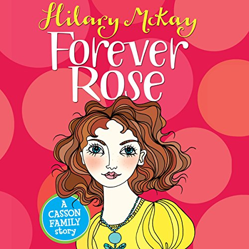 Forever Rose audiobook cover art