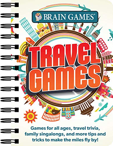 Compare Textbook Prices for Brain Games Mini - Travel Games  ISBN 9781640301139 by Publications International Ltd.,Brain Games