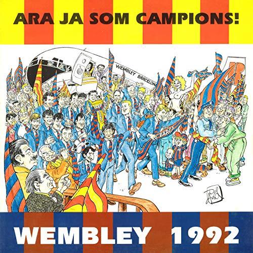 Wembley 1992, Futbol Club Barcelona