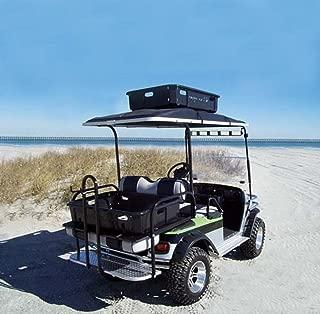 Parts Direct Golf Cart CARGO Caddie Plastic Cargo Box With Straps