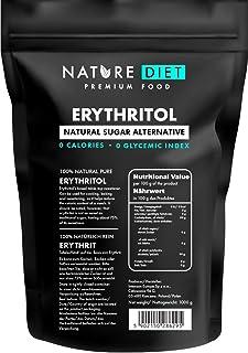 comprar comparacion Nature Diet - Eritritol, 2 x 1000 g
