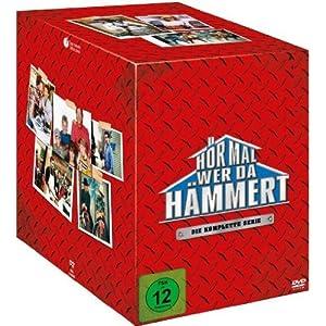 Home Improvement (Complete Series) - 28-DVD Box Set ( Home Improvement (204 Episodes) ) [ NON-USA FORMAT, PAL, Reg.2 Import - Germany ] by Tim Allen