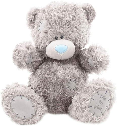 17.78 cm, Motiv  Me To You Tiny Tatty Teddy Größer Plüsch B für Babys Neugeborene geeignet