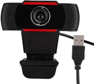 PC Webcam Camera, USB 2.0 USB PC Web Camera 480P, for 2000/XP/win7/win8/10/Vista 32bit for Laptop/Desktop Computer