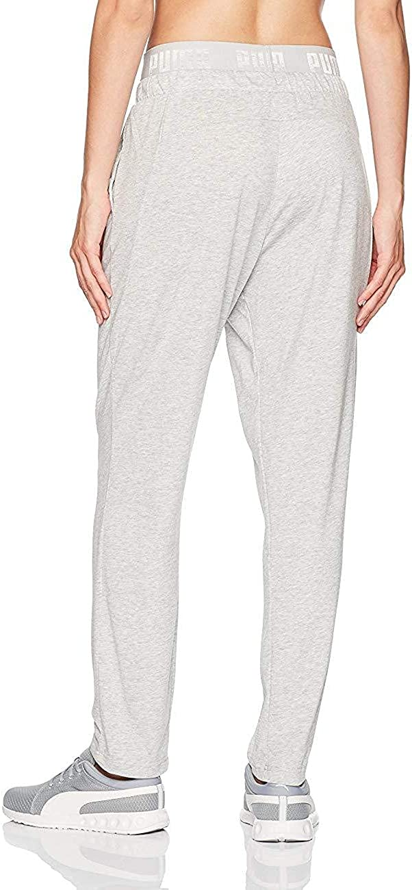 PUMA Women's Active Essentials Banded Drapy Pants
