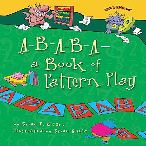 A-B-A-B-A - a Book of Pattern Play copertina