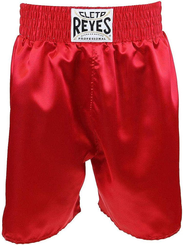 Cleto Reyes Satin Boxing Trunks