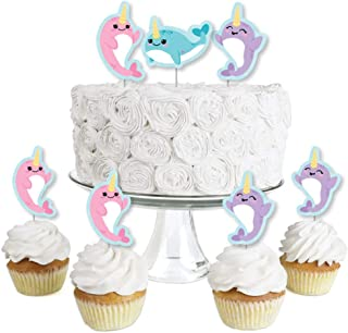 Best narwhal cupcake topper Reviews