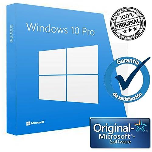 Microsoft Windows 10 Pro ES 64Bit 64Bit - Sistemas operativos