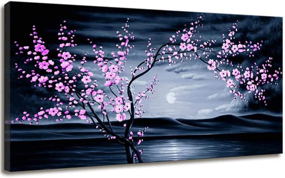 DIY Popularity 5D Diamond Painting Regular dealer by Number Drill Kits Peach Blossom Full