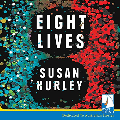 Eight Lives audiobook cover art