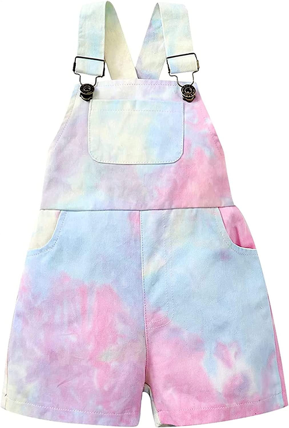 woshilaocai Toddler Baby In stock Girl Tie Clothes Kids Fashionable Sleeve Romper Dye