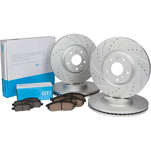 Rotor And Brake Pads For 2006 Acura TL: Amazon.com