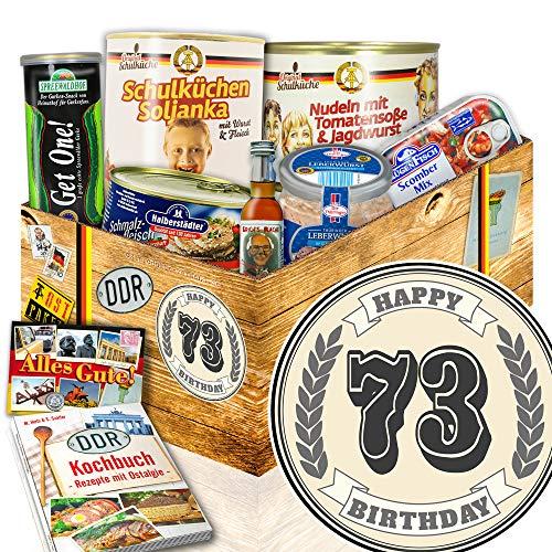 73. Geburtstagsgeschenke - Geschenke 73 Geburtstag - DDR Geschenke