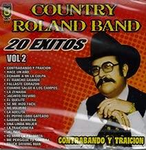 Country Roland Band 20 Exitos Vol 2
