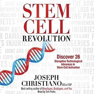 Stem Cell Revolution audiobook cover art