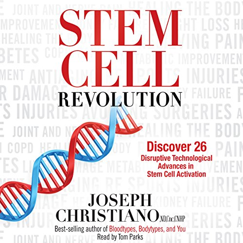 Stem Cell Revolution audiobook cover art