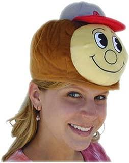Team Heads Ohio State Buckeyes Hat