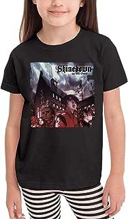 NancyA Shinedown Us and Them Child's T Shirt for Girls & Boys Black
