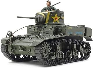 Tamiya America, Inc 1 35 U.S. Light Tank M3 Stuart Late Production, TAM35360