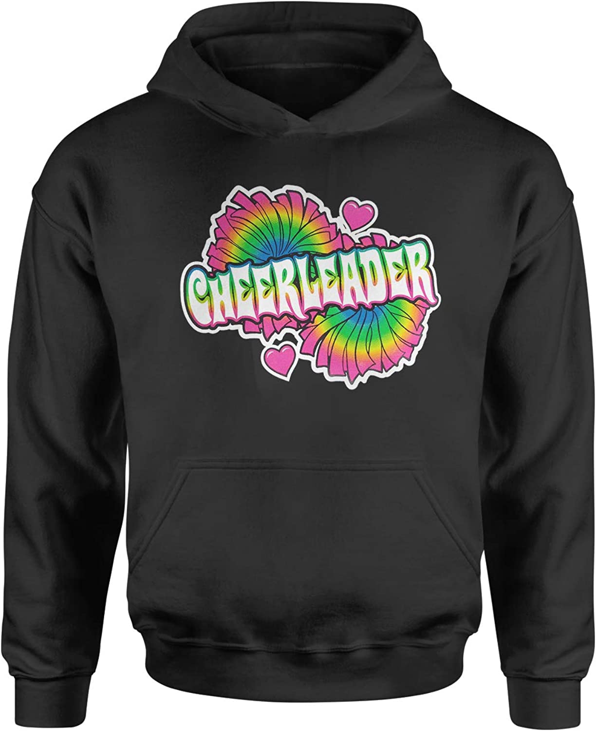 Expression Tees Cheerleader Youth-Sized Hoodie
