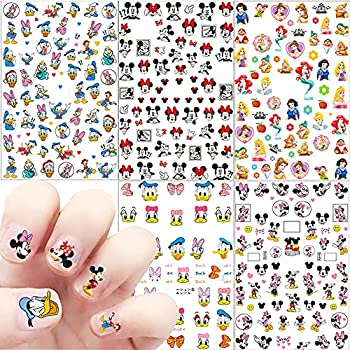 Best disney nail stickers Reviews
