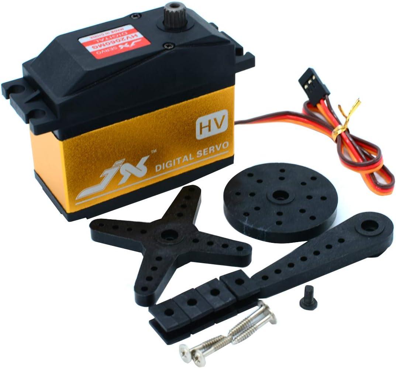 JX Servo PDI-HV2060MG 60KG Super Elegant 1 Torque Gasoline SALENEW very popular! Digital