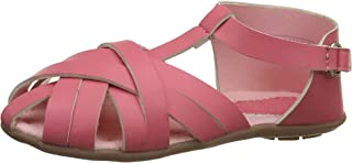 Bubblegummers Girl's Lisa Red Indian Shoes - 12 Kids UK/India (31 EU)(3515155)