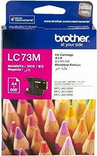 Brother Lc73 Ink Cartridge, Magenta