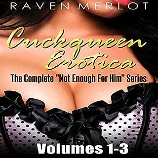 Cuckqueen Erotica audiobook cover art
