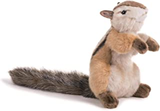 "Hansa Plush 8"" Chipper Chipmunk"