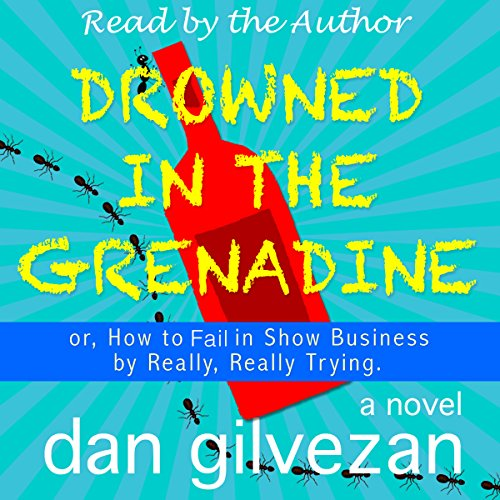 Drowned in the Grenadine audiobook cover art