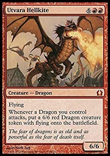 Magic: the Gathering - Utvara Hellkite (110) - Return to Ravnica