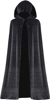 Full Length Cape with Hood Velvet