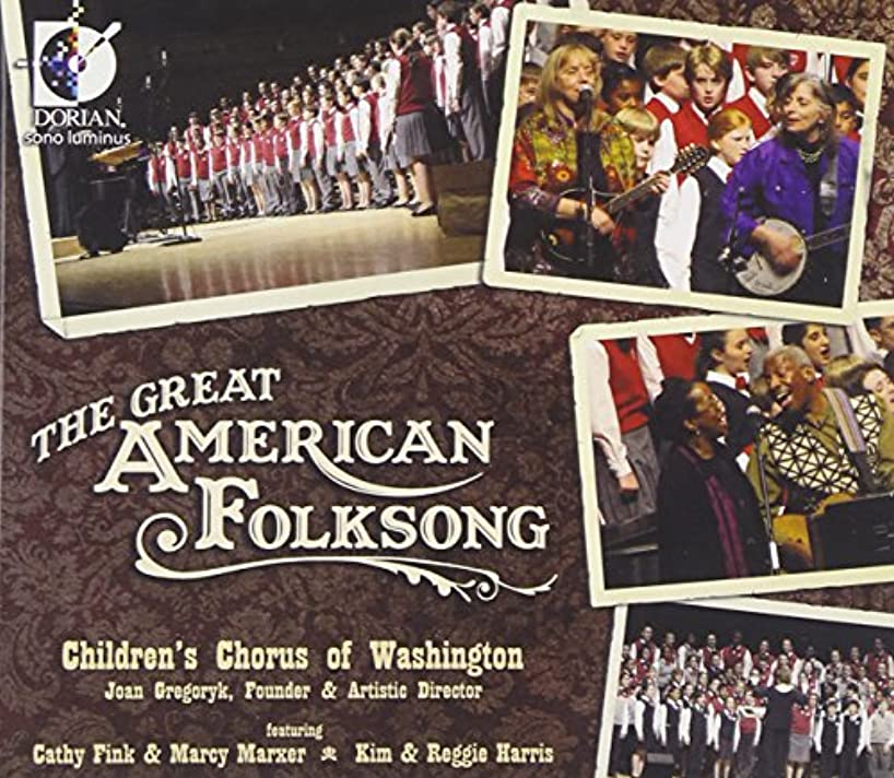 Great American Folksong