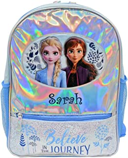 Personalized Licensed Disney's Frozen 2 Character Backpack - 16 Inch