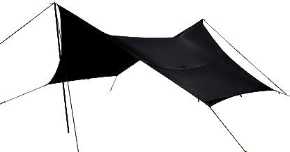 Canadian East(カナディアンイースト) タープ Field Tarp Hexa ST BLACK フィールドタープヘキサST ブラック 【 小川キャンパル コラボモデル 】 CETO1020