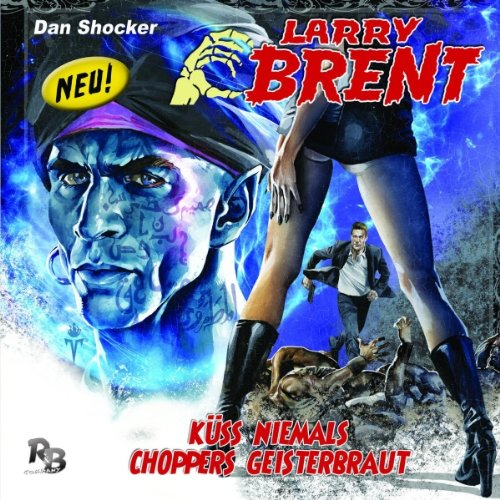 Küss niemals Choppers Geisterbraut  By  cover art