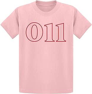 Indica Plateau Eleven Kids T-Shirt
